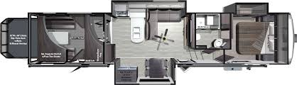 2017 highlander fifth wheels hf39rgl by highland ridge rv