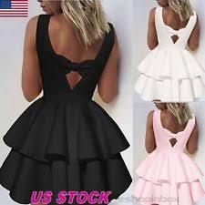 summer dress short long casual plus size ebay