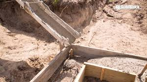 different types of house foundations buildblock icfs building footings to applicable codes
