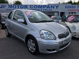 cheap toyota 2005 toyota yaris colour collection silver cheap one 1 litre car