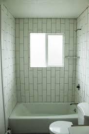 bathroom fascinating installing subway tile around bathtub 82