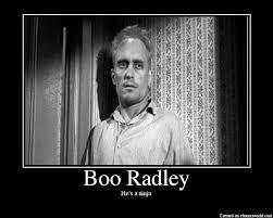 To Kill A Mockingbird Meme - boo radley
