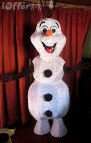 olaf costume olaf frozen mascot costume costume for sale