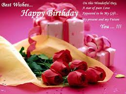 Loving Happy Birthday Quotes by Birthday Wishes Love U0026 Relationship