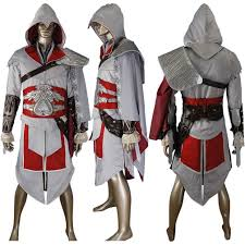 spirit halloween assassin s creed video game costumes nintendo costume ideas video game costumes