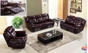 Brown Leather Recliner Sofa Recliner Sofa