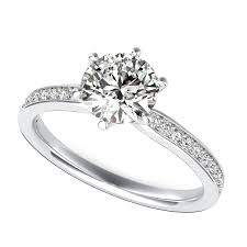 circle wedding rings free rings circle cut engagement rings circle