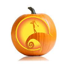 nightmare before christmas pumpkin stencils nightmare before christmas pumpkin carving stencil
