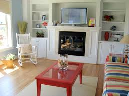 elegant decorate small living room with fireplace 34 regarding