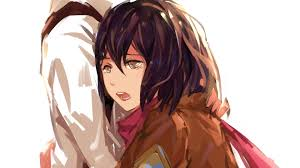 mikasa ackerman from attack on titan wallpaper anime wallpapers