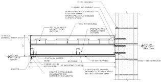 cmu floor plans connection details atlas architectural fabrication