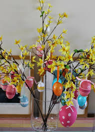 easter egg tree decorations easter decoration easter eggs tree for indoor and outdoor and