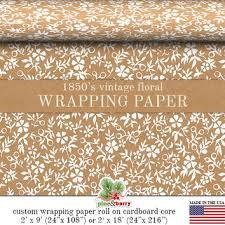 vintage floral wrapping paper best vintage gift wrapping paper products on wanelo