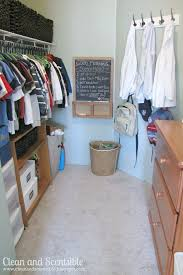 how to organize kids u0027 closets clean and scentsible