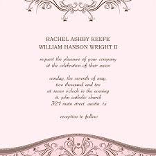 wedding invitation template word 28 images diy wedding