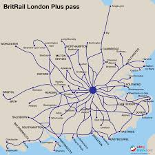 Bath England Map by Explore Southeast England With The Britrail London Plus Pass