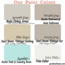 new house paint colors and design ideas 3 shades of gray good