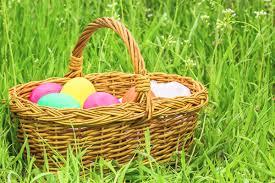 easter egg basket how to host the easter egg hunt home matters