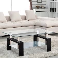 Walmart Living Room Tables Furniture Coffee Table Glass Living Room Table Walmart