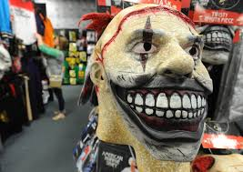 masks spirit halloween clown costume popularity comes amid heightened fear in southeast