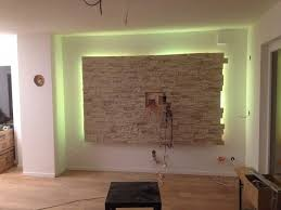 steinmauer wohnzimmer wohndesign kühles moderne dekoration steinmauer wohnzimmer
