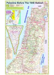 Map Of Israel And Palestine How A Tiny Palestinian Village Became The Center Of A Gigantic