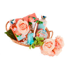 bath gift baskets pretty in bath gift basket elegantly handled gift baskets