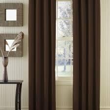 Long Drapery Panels Furniture Brown Grommet Curtain Panels Drapery Panels