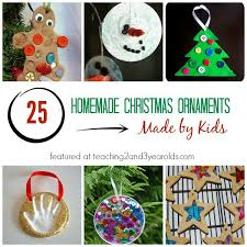 25 ornaments for