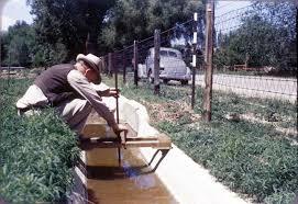 irrigation canals 6 19 62