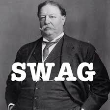 President Who Got Stuck In The Bathtub William Taft Full Body