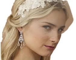 wedding headband bridal headbands etsy