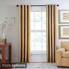 Overstock Drapes Chenille Curtains U0026 Drapes Shop The Best Deals For Nov 2017