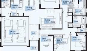 custom design house plans floor plans single storey house home designs custom house plans
