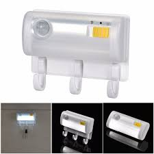 automatic led night light 2 in 1 multifunction pir motion sensor automatic led night light