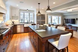 kitchen dreaming two tones of cabinetry shine your light