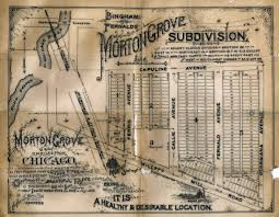 Chicago Shootings Map by Morton Grove Historical Museum To Feature Antique Map Collection