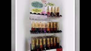 acrylic nail polish display stand manufacturer of nail polish