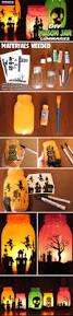 halloween supplies wholesale diy mason jar luminaries free printable template party ideas
