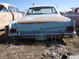 Junkyard Find 1966 Rambler Classic 770 Coupe The Truth About Cars