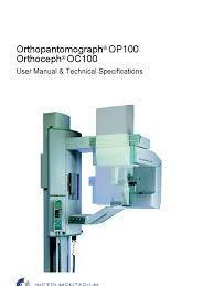 op100 oc100 user tech manual r2 sterilization microbiology