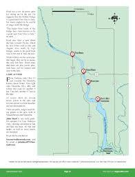 Map Of Saskatchewan Lake Of The Prairies Angler U0027s Atlas