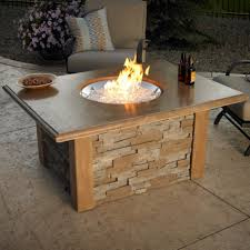 Fire Patio Table by Elegant Patio Table With Fire Pit The Best Patio Table With Fire