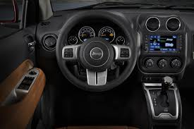 jeep compass dashboard 2015 jeep compass interior image 49