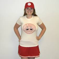 a league of their own costume dottie hinson rockford jersey t shirt a league of their