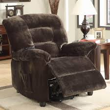 modern recliners fabric leather velvet vinyl recliners