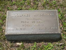 anderson adolphes 1973 military jpg