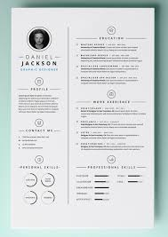 free creative resume template word 30 resume templates for mac free word documents download