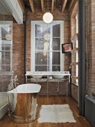 Industrial Bathroom Designs With Vintage Or Minimalist Chic - Vintage bathroom design pictures
