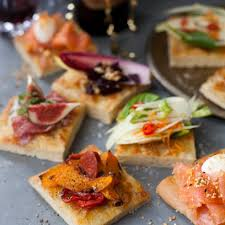 best christmas canapés recipes christmas party recipes red online